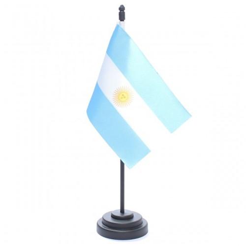 Bandeira de Mesa Argentina 6666PP