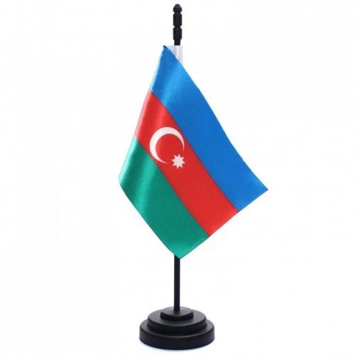 Bandeira de Mesa Azerbaidjão 6671PP