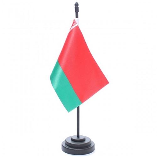 Bandeira de Mesa Belarus 6676PP
