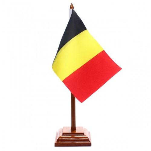 Bandeira de Mesa Bélgica 6457PM