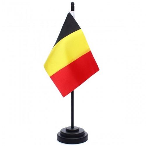 Bandeira de Mesa Bélgica 6677PP
