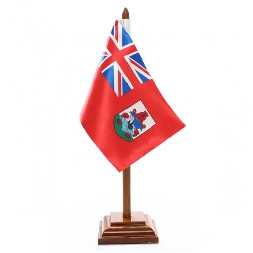 Bandeira de Mesa Bermudas 6460PM