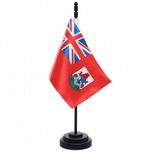 Bandeira de Mesa Bermudas 6680PP