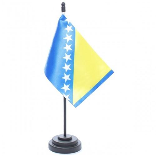 Bandeira de Mesa Bósnia 6682PP