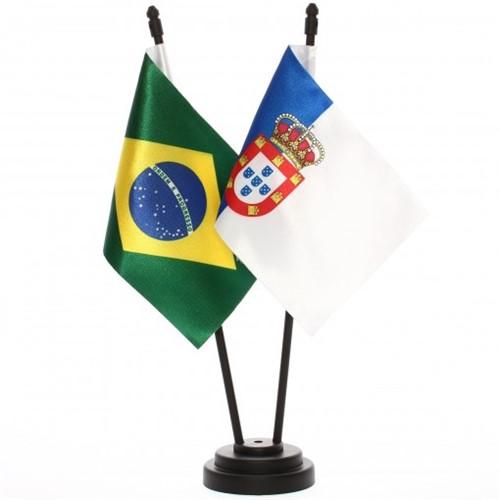 Bandeira de Mesa Brasil e Regime Costitucionalista 6542PP