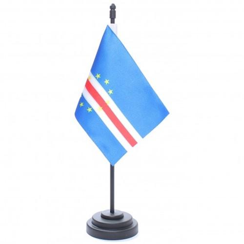 Bandeira de Mesa Cabo Verde 6689PP
