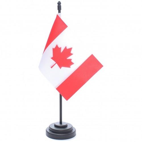 Bandeira de Mesa Canadá 6692PP