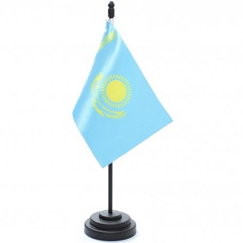 Bandeira de Mesa Cazaquistão 6693PP
