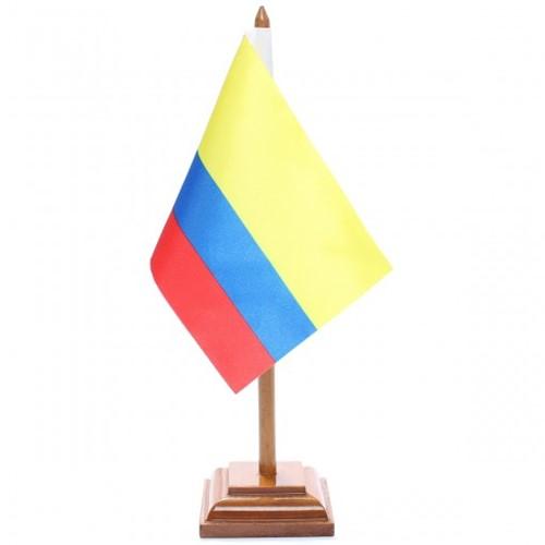 Bandeira de Mesa Colômbia 6479PM