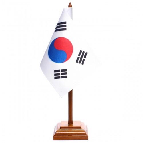 Bandeira de Mesa Coréia do Sul 6483PM