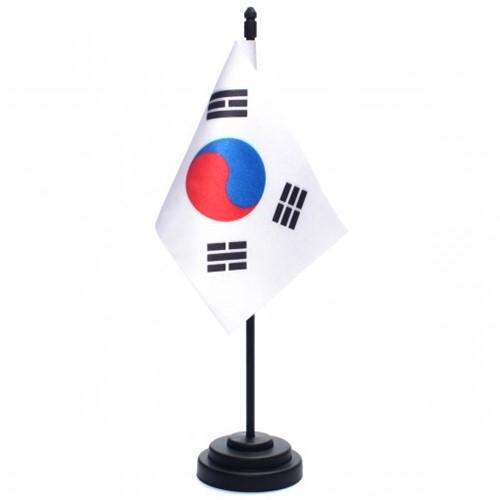 Bandeira de Mesa Coréia do Sul 6703PP