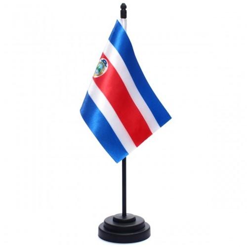 Bandeira de Mesa Costa Rica 6705PP