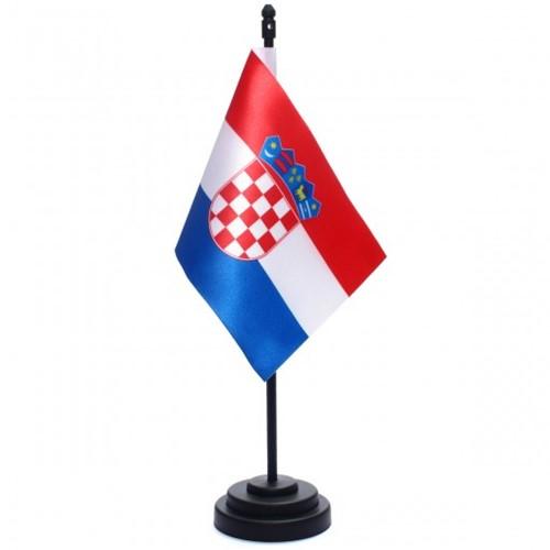 Bandeira de Mesa Croácia 6706PP