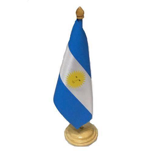 Bandeira de Mesa da Argentina