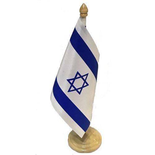 Bandeira de Mesa de Israel