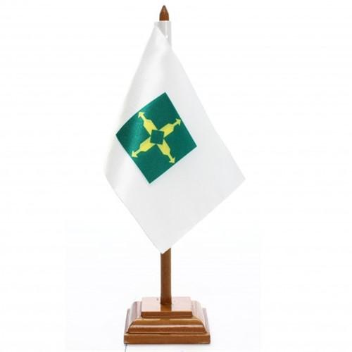 Bandeira de Mesa Distrito Federal 6362PM