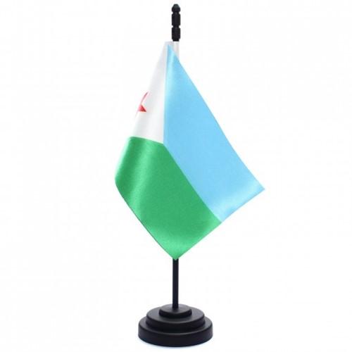 Bandeira de Mesa Djibouti 6709PP