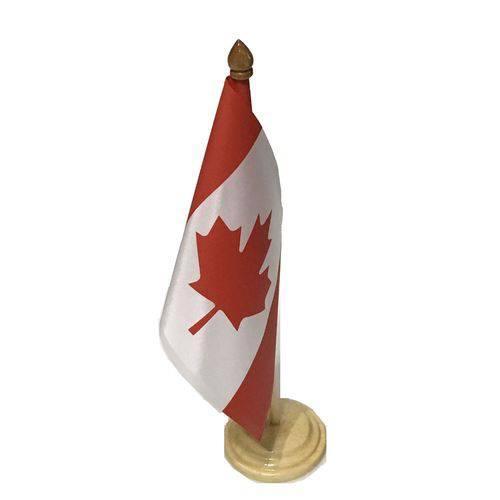 Bandeira de Mesa do Canadá