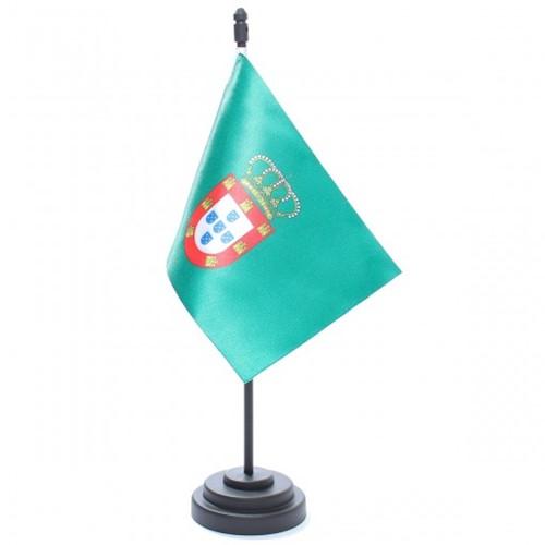 Bandeira de Mesa Dom Pedro II de Portugal 6423PP