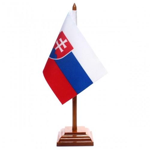 Bandeira de Mesa Eslováquia 6497PM