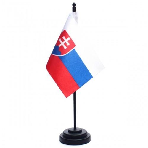 Bandeira de Mesa Eslováquia 6717PP