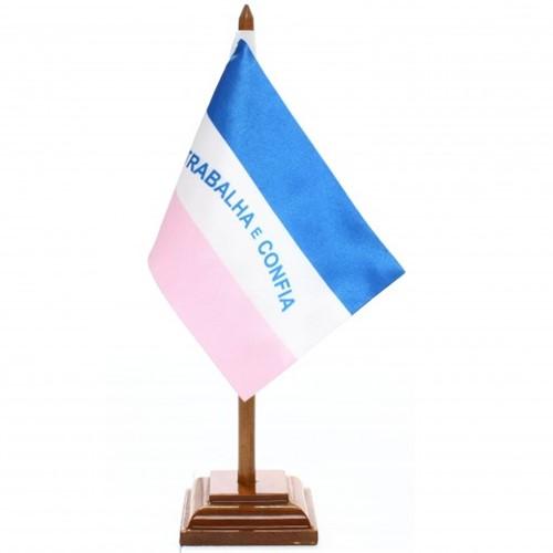 Bandeira de Mesa Espírito Santo Bandemar