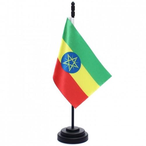 Bandeira de Mesa Etiópia 6722PP