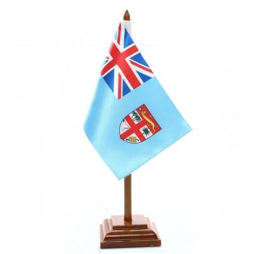 Bandeira de Mesa Fiji 6503PM