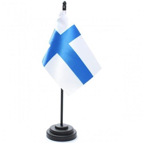 Bandeira de Mesa Finlândia 6725PP