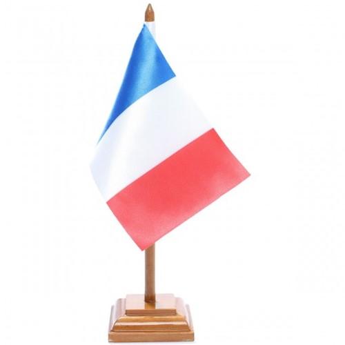 Bandeira de Mesa França 6506PM