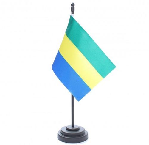 Bandeira de Mesa Gabão 6727PP