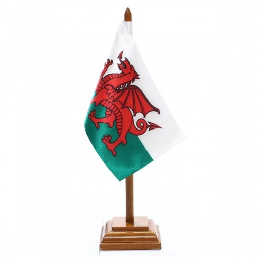 Bandeira de Mesa Gales (País de Gales) 6508PM