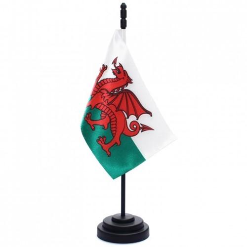 Bandeira de Mesa Wales Pais de Gales 6871PP
