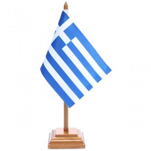 Bandeira de Mesa Grécia 6512PM