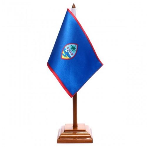 Bandeira de Mesa Guam 6515PM