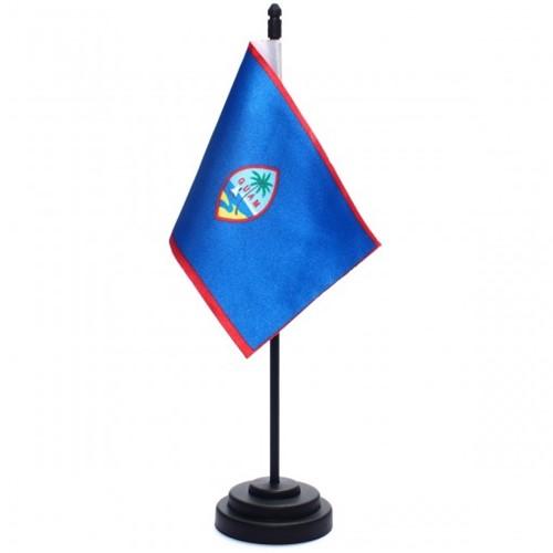 Bandeira de Mesa Guam 6735PP
