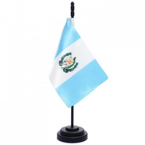 Bandeira de Mesa Guatemala 6736PP