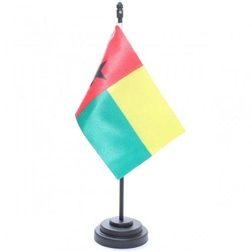 Bandeira de Mesa Guiné Bissau 6741PP
