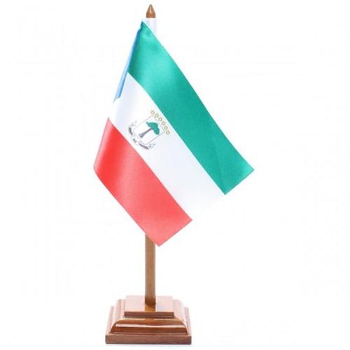 Bandeira de Mesa Guiné Equatorial 6522PM