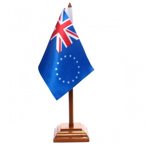 Bandeira de Mesa Ilhas Cook 6534PM