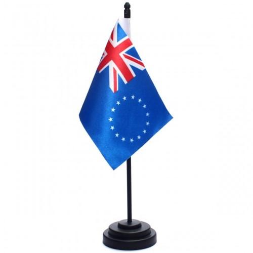Bandeira de Mesa Ilhas Cook 6754PP