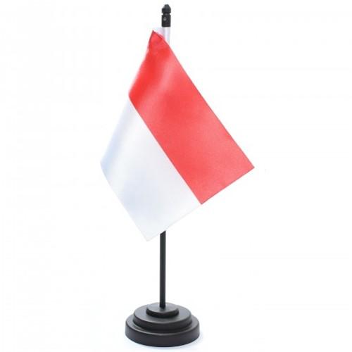 Bandeira de Mesa Indonésia 6760PP