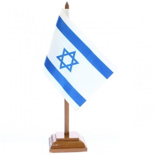 Bandeira de Mesa Israel 6546PM