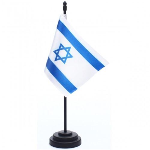 Bandeira de Mesa Israel 6766PP