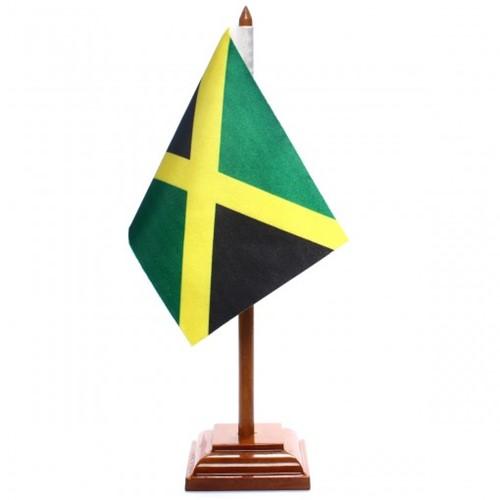 Bandeira de Mesa Jamaica 6548PM