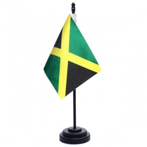 Bandeira de Mesa Jamaica 6768PP