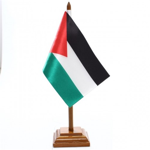 Bandeira de Mesa Jordânia 6550PM