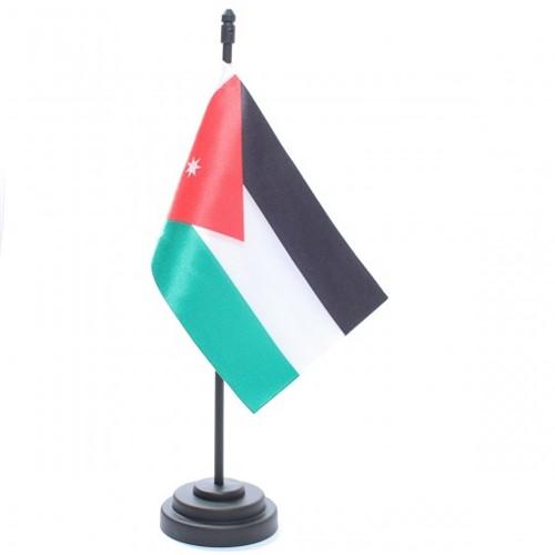 Bandeira de Mesa Jordânia 6770PP