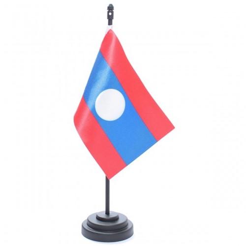 Bandeira de Mesa Laos 6773PP