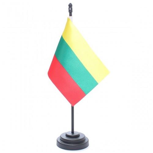 Bandeira de Mesa Lituânia 6780PP